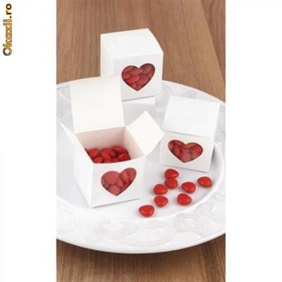cutie cadou / marturii foto