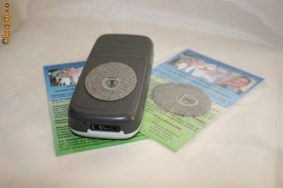 Ecran antiradiatie pentru telefonul mobil foto