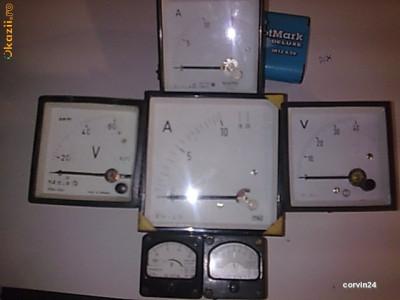 - AMC-uri electrice Aparate de masura si control electrice foto