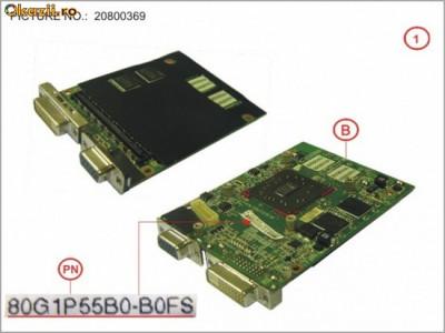 Vand placa video externa laptop Fujitsu Siemens 80G1P55B0-B0FS foto