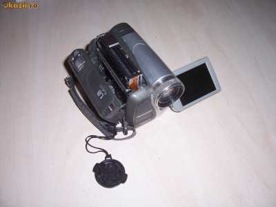 Camera video Panasonic NV-GS17 cu probleme foto