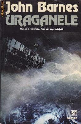 JOHN BARNES - URAGANELE ( SF ) foto