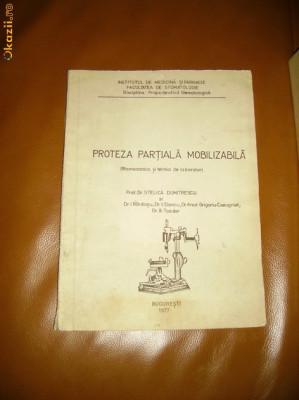PROTEZA  PARTIALA MOBILIZABILA foto