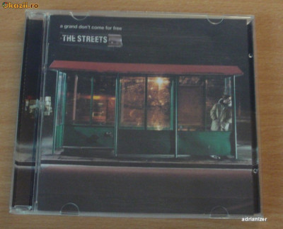 The Streets - A Grand Don't Come For Free foto