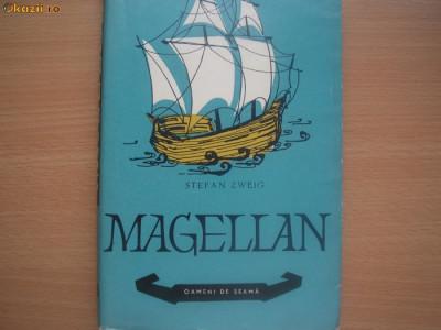 MAGELLAN   DE STEFAN ZWEIG foto