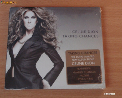 Celine Dion - Taking Chances foto