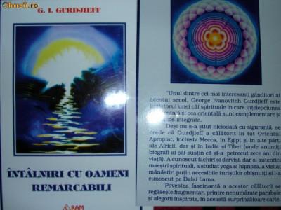 Intalniri cu oameni remarcabili - G. I. Gurdjieff foto