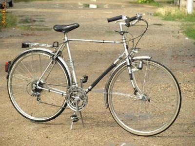 Bicicleta de oras NSU Rosenberger. foto