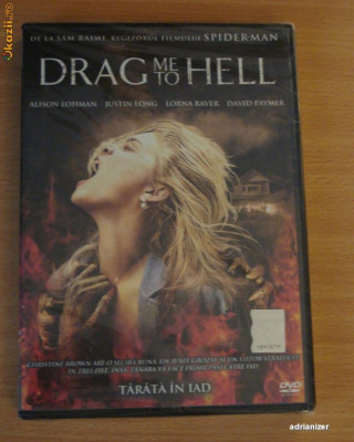 Drag Me To Hell / Tarata in Iad foto