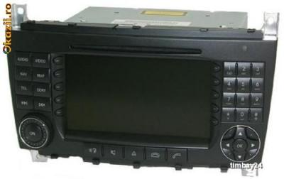 reparatie navigatie mercedes comand aps w203 w169 w245 ntg2  varianta dvd  arhiva okazii ro comand aps ntg2 istruzioni