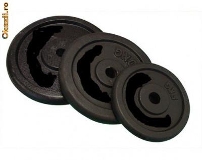 Discuri 15kg pentru gantere sau haltere. Livrare imediata, foto