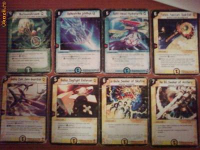 Vand carti duel masters foto