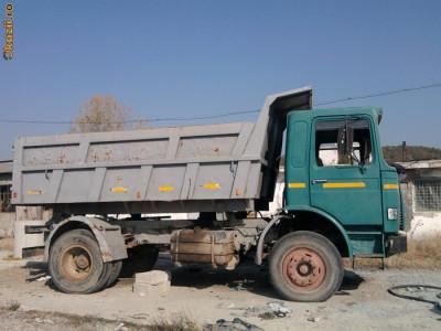 Camion tip IRAK Raba 7,5 tone motor 10litri  1994 2700 EURO OFERTA foto