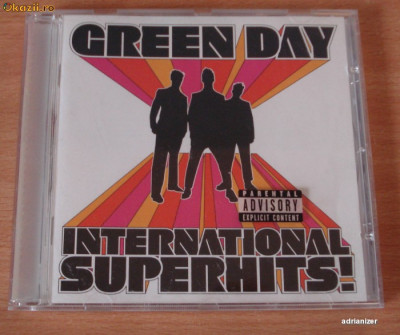 Green Day - International SuperHits! foto