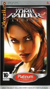 Lara Croft Tomb Raider: Legend PSP foto