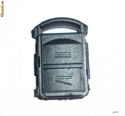 Carcasa Cheie chei Opel Corsa C, Tigra, Agila  2 butoane foto
