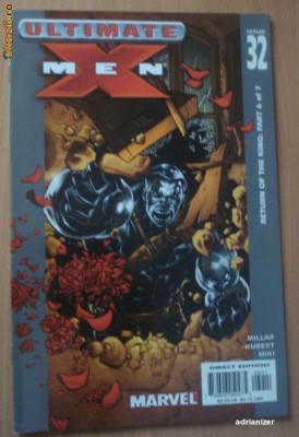 X-Men Ultimate #32 . Marvel Comics foto