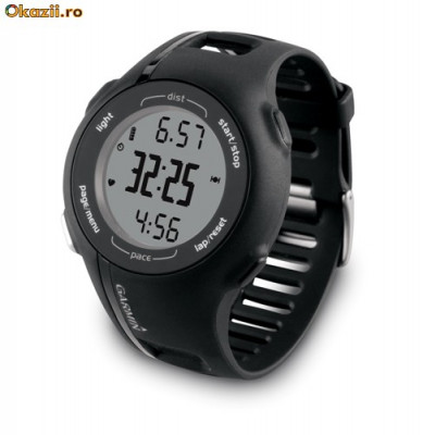 Ceas cu GPS Garmin Forerunner 210 + Heart Rate Monitor foto