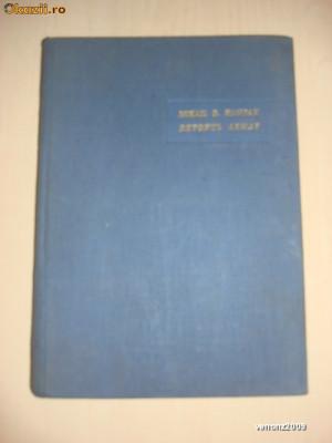 MIHAIL D. HANGAN - BETONUL ARMAT * INTRODUCERE IN ALCATUIREA SI CALCULUL STRUCTURILOR STATICE Vol. 1 {cu autograful si dedicatia autorului} foto