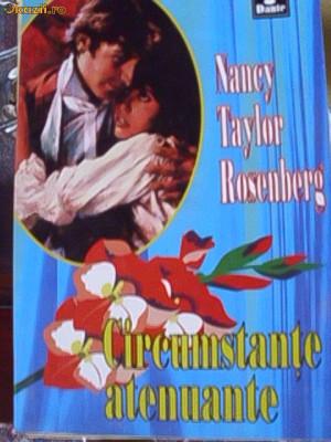CIRCUMSTANTE ATENUANTE -NANCY TAYLOR ROSENBERG foto
