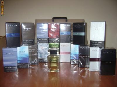 Parfumuri Yodeyma Armani Versace Calvin Klein Bvlgari Paco