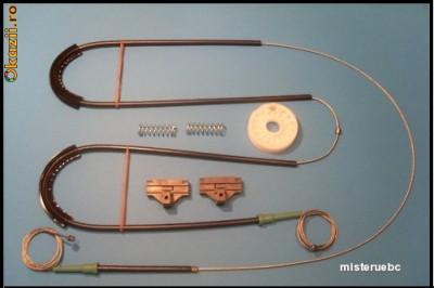 Kit reparatie macara geam actionat electric Ford Mondeo ('00-'07)fata stanga foto