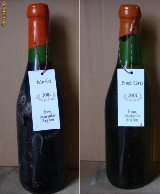 Pachet vinuri de colectie foto