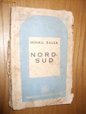 MIHAIL RALEA  -- NORD - SUD ( Egiptul, Olanda, Anglia, Spania ) foto
