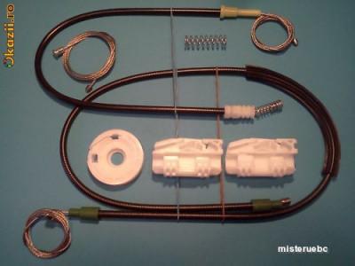 Kit reparatie geam actionat electric Volkswagen Sharan ('96-04) fata stanga foto
