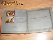 ISTORIA BIBLICA VECHIUL SI NOUL TESTAMENT foto