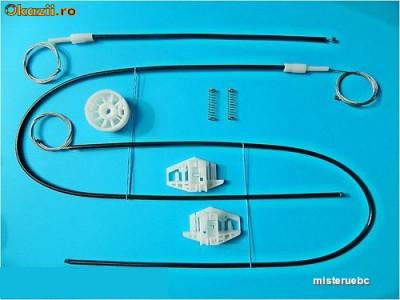Kit reparatie macara geam electric Renault Megane 2('02-'09) fata dreapta foto