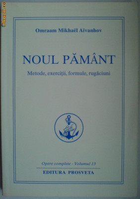 Noul Pamant - Omraam Mikhael Aivanhov foto