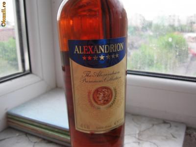 vind cognac alexandrion de 7 stele foto