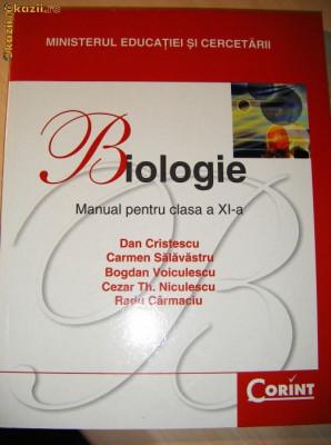 manual biologie clasa a xia corint cerut la admitere medicina nou rh okazii ro Beeldende Vorming Desen Biologie