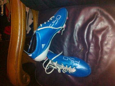 ghete de fotbal  adidas f50  profesionale foto