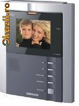 kit video interfon samsung,nou,garantie,pentru casa-vila,INSTALARE LA CERERE foto