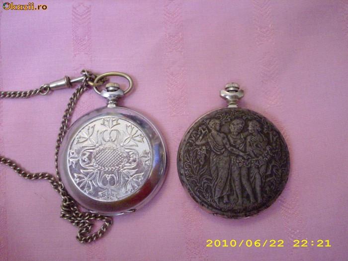 Ceas de buzunar Molnija foto mare