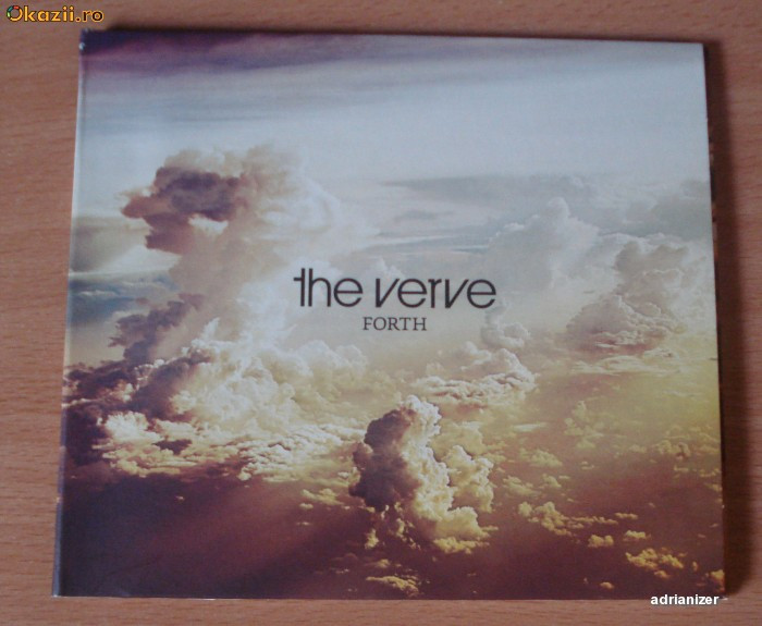 The Verve - Forth foto mare