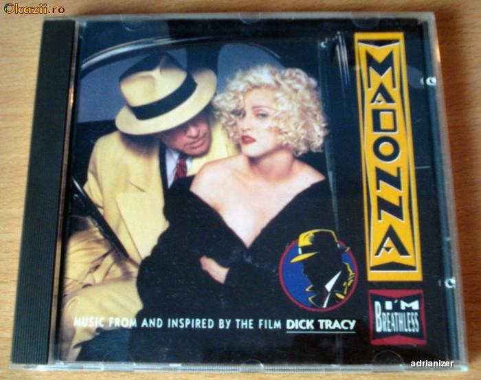 Madonna - I'm Breathless foto mare
