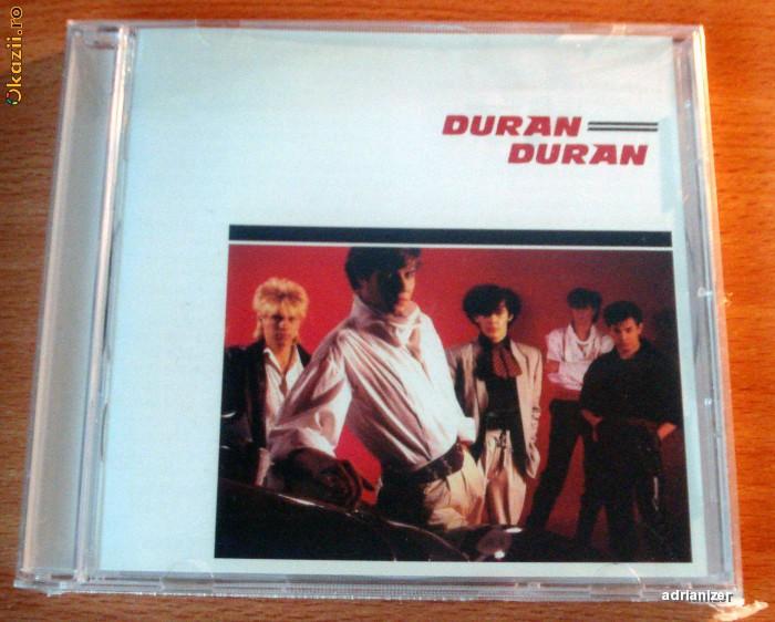 Duran Duran - Duran Duran (Remastered version) foto mare