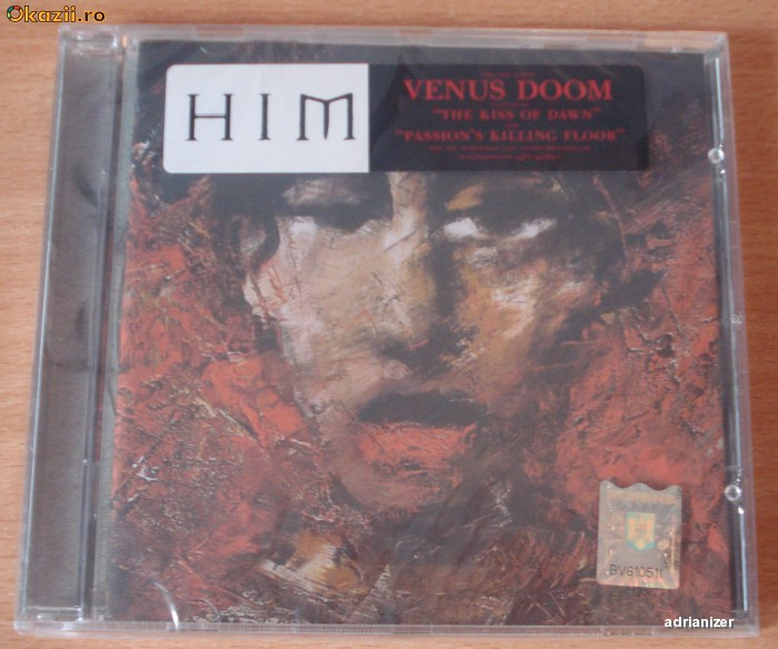 HIM - Venus Doom foto mare