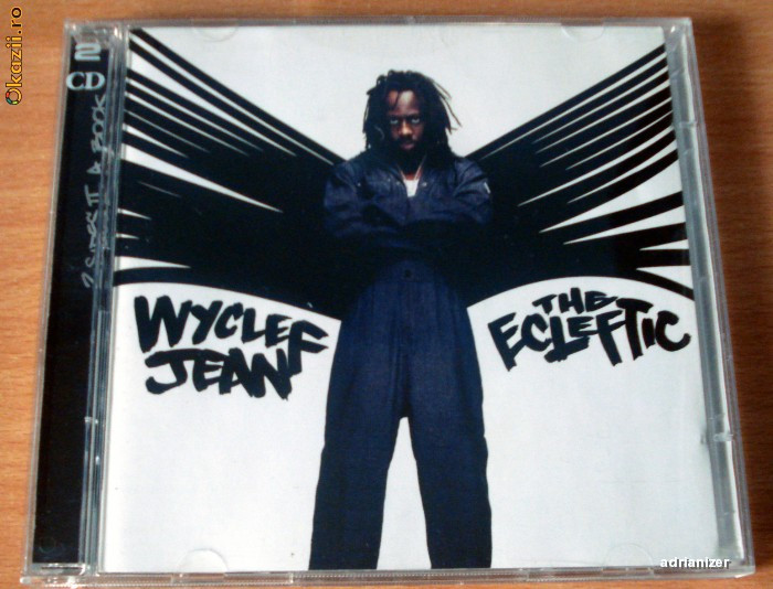 Wyclef Jean - The Ecleftic (CD+DVD) foto mare