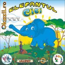 ELEFANTUL CICI - ROGVAIV (CD) SIGILAT!!! foto mare