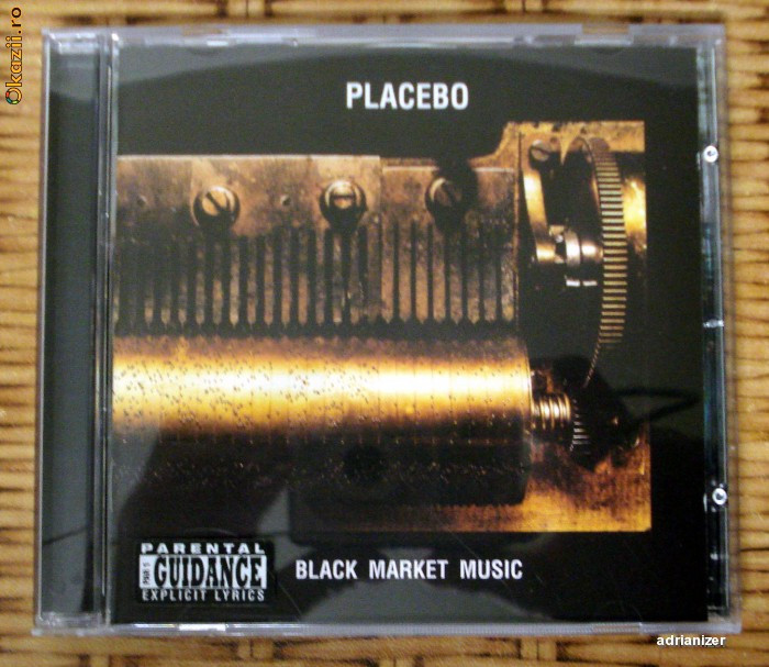 Placebo - Black Market Music foto mare
