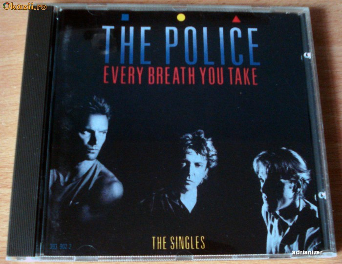 The Police - Every Breath You Take foto mare