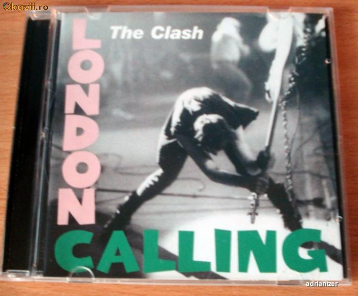 The Clash - London Calling foto mare