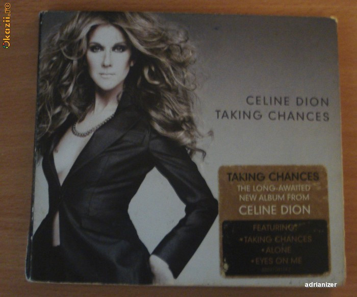 Celine Dion - Taking Chances foto mare
