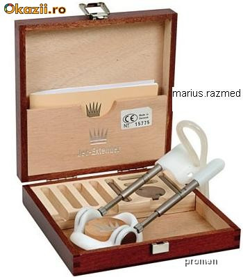 ProExtender aparat marirea penisului TRANSPORT GRATIS