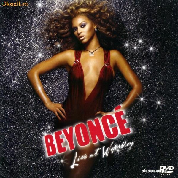 Beyonce-Live at Wembley ( 1 CD + 1 DVD )