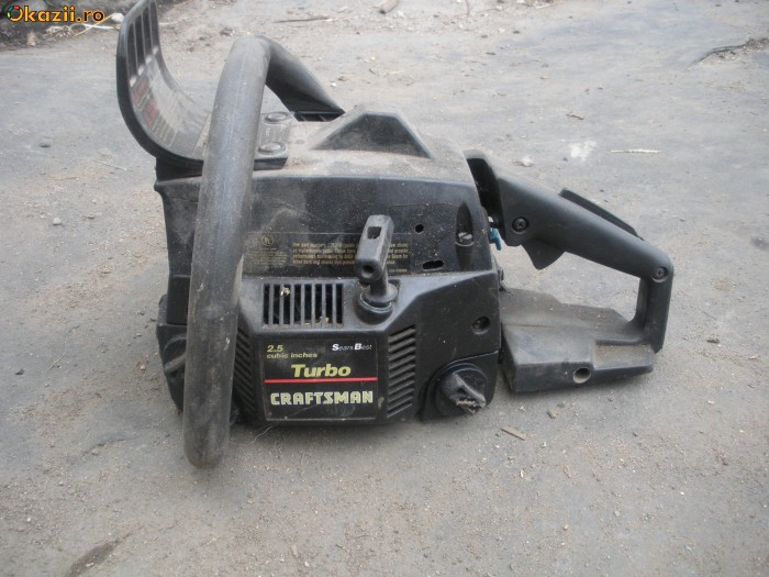 Vand drujba Craftsman Turbo foto mare